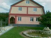 Продам дом с частичной внутренней отделкой (Новый)