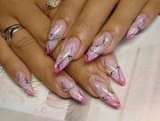 Курсы наращивания ногтей,  дизайн ногтей,  маникюр. Спектр Групп