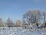 Участок 40 соток в д. Кулешово Тульской области.