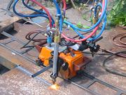 Газорежущая машина Смена-2М