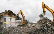 Снос,  демонтаж зданий и сооружений
