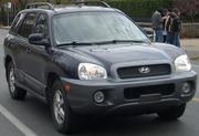 Продаю Hyundai Santa Fe 2001 года выпуска.Объем двигателя 2.7